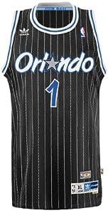 Anfernee Hardaway Orlando Magic Adidas NBA Throwback Penny Swingman Jersey by adidas