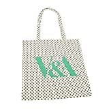 V&A Leaves Tote Bag - Green||EVAEX