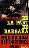 De la part de Barbara par Dansel