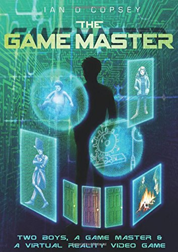 Buchcover: The Game Master