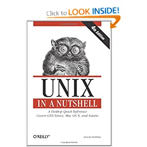Unix in a Nutshell Arnold Robbins