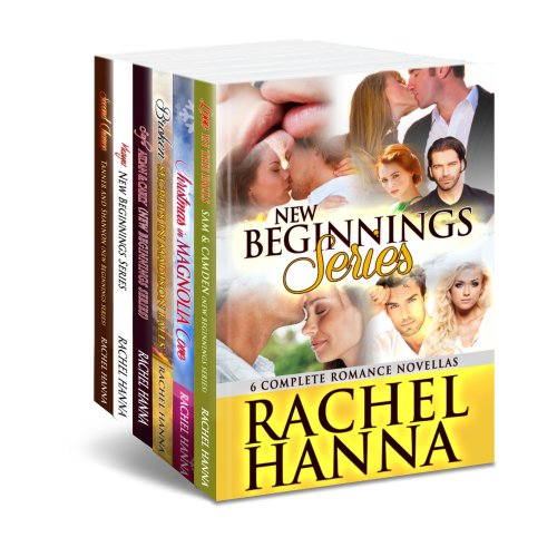 New Beginnings Romance Series Compilation (New Beginnings Series - Romance) by Rachel Hanna