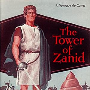 Tower of Zanid Audiobook