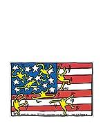 Artopweb Panel Decorativo American Musical Festival Multicolor