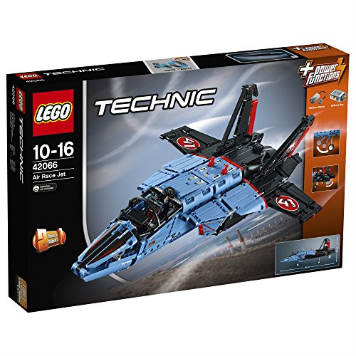 レゴ (LEGO) テクニック エアレースジェット 42066