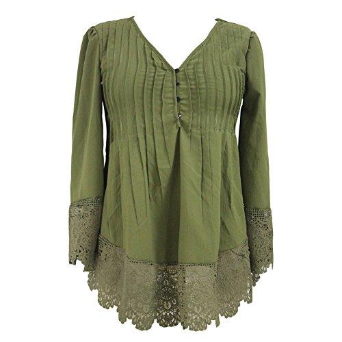 meinice-magliette-a-maniche-corte-donna-brown-small