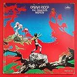 URIAH HEEP Magician's Birthday LP Vinyl GF Lyrics Insert SRM 1 652