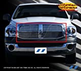2006-2007 Dodge Ram 304 Stainless Steel Chrome Plated Billet Grill Grille