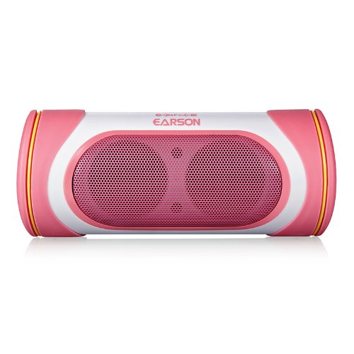 PDXSun EARSON NFC Speaker Outdoor Shockproof Wireless Bluetooth Magic Pillow Speaker-Pink Health