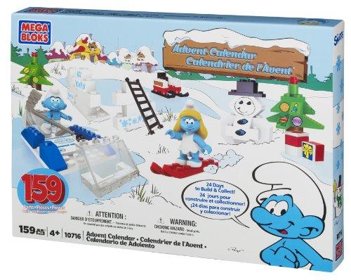 Mega Bloks Smurfs Advent Calendar - 1