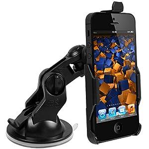 mumbi Auto KFZ Halterung iPhone 5 5S Autohalterung / spezielle Halteschale