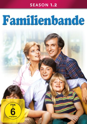 Familienbande - Season 1.2 [2 DVDs]