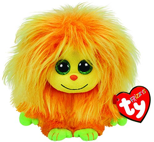 TY Frizzys - TANG the Orange Monster (6 inch)