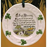 Belleek Irish Blessing, Christmas Ornament