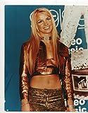 MOVIE POSTER: Britany Spears-Singer-8x10-Color-Promo-Photo Still-VG