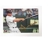 2000カルビープロ野球カード【ゴールドサインパラレル】162オバンドー/日本ハム