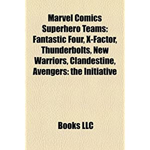 Marvel Comics Superhero Teams | RM.