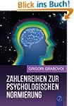 Zahlenreihen zur psychologischen Norm...