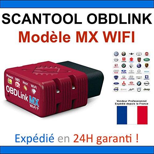 Cheap OBDLink MX WIFI Interface Diagnostic Scantool-16