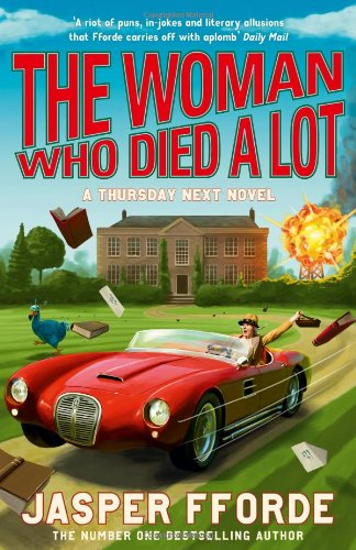 """The Woman Who Died a Lot (Thursday Next 7)"" av Jasper Fforde"