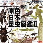 ガシャポン 原色日本昆虫図鑑 Ⅱ シオカラトンボ 単品