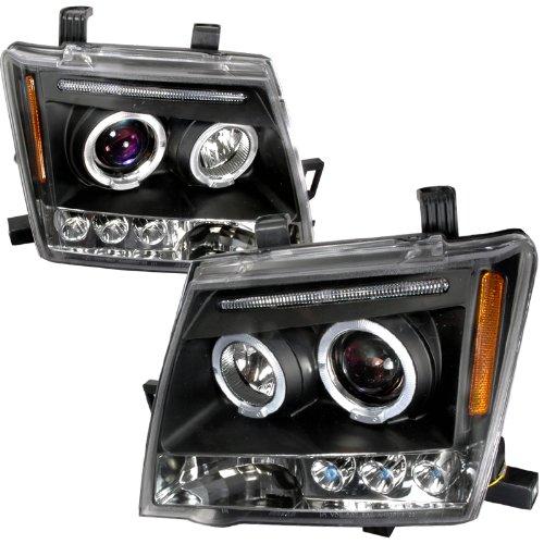 spec-d-tuning-2lhp-xte05jm-tm-nissan-xterra-dual-halo-black-led-projector-head-lights