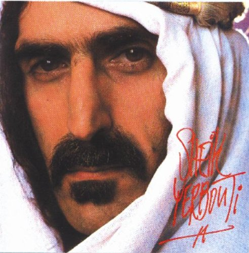 frank zappa album covers