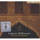 """Nights from the Alhambra (DCD + DVD)von """"Loreena McKennitt"""""""