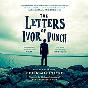The Letters of Ivor Punch Audiobook