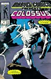 Marvel Comics Presents #16 : Colossus, Black Panther, Longshot, & Ka-Zar The Savage (Marvel Comic Book 1989)