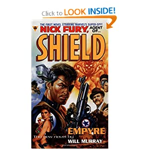 Nick Fury, Agent of Shield: Empyre by Will Murray