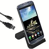 Mumbi USB Docking Station for Samsung Galaxy S4 / S3 + USB Data Cable