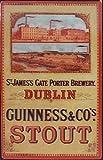 Guinness 3D fridge magnet - Dublin Brewery (sg)