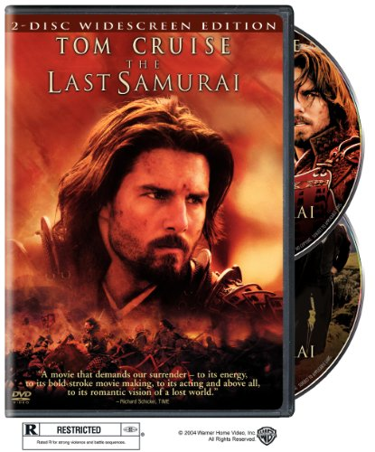 Cover art for  The Last Samurai (Two-Disc Special Edition)