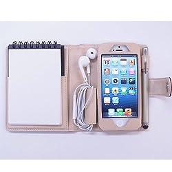 iPhone 5用 メモ帳スタイル