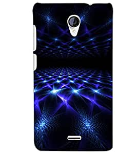 MICROMAX A106 UNITE 2T STARS Back Cover by PRINTSWAG