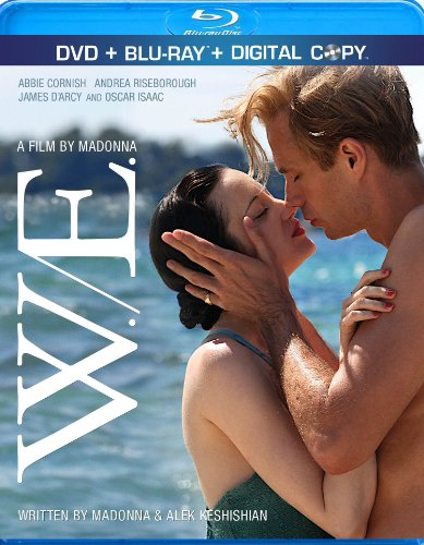 Cover art for  W.E. (Blu-ray/DVD Combo + Digital Copy)