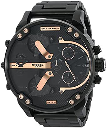 Diesel Men's DZ7312 The Daddies Series Analog