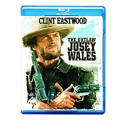 Outlaw Josey Wales [Blu-ray]