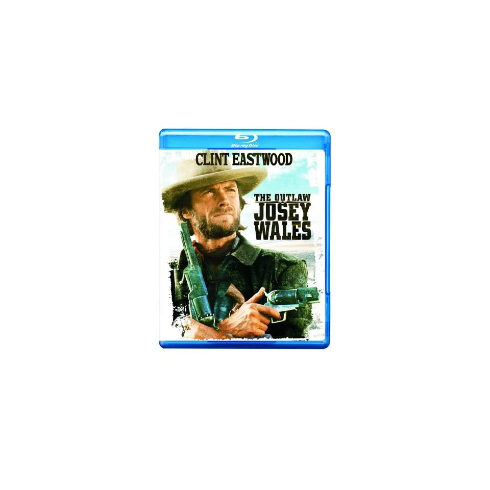 outlaw josey wales blu ray clint eastwood 4 7 out of 5 stars