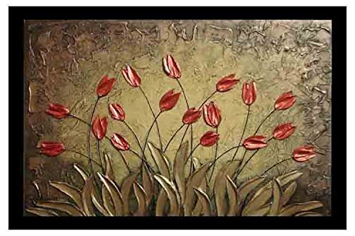 Sab Kuch Print Painting With Frame Home Decor like Modern Wall Art Painting sabpainting433