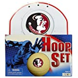NCAA Mini Hoop Set NCAA Team: Florida State at Amazon.com