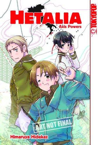 Hetalia Axis Powers Volume 2 (Hetalia : Axis Powers)