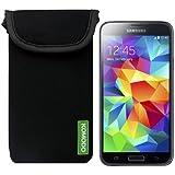 Komodo� Neoprene Pouch Case for Samsung Galaxy S5 / Sock / Pocket / Slim Cover / Shock / Sleeve / Skin