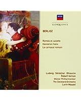 Romeo et Juliette/Harold en Italie/Carnaval Romain