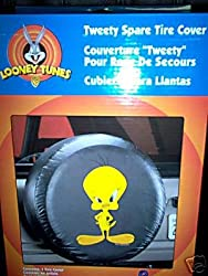"""Lil Tweety Bird Jeep Spare Tire Cover Truck/suv 27-30"""""""