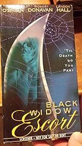 Black Widow Escort [VHS]