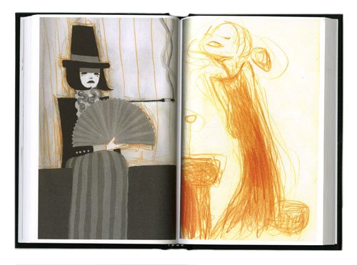 Nicolas Marlet Sketchbook Limited Edition