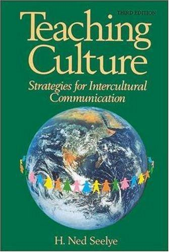 Teaching Culture Strategies for Intercultural Communication