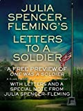img - for Julia Spencer-Fleming's Letters to a Soldier: With a special note from Julia Spencer-Fleming (Clare Fergusson and Russ Van Alstyne Mysteries) book / textbook / text book